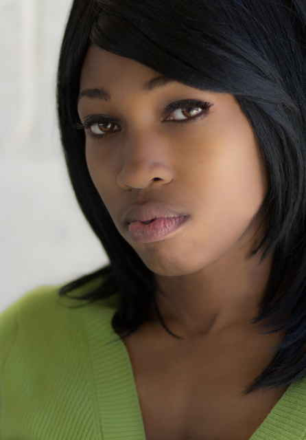 shannon n  brinson - atlanta actor